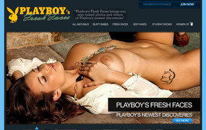 Playboy Fresh Faces